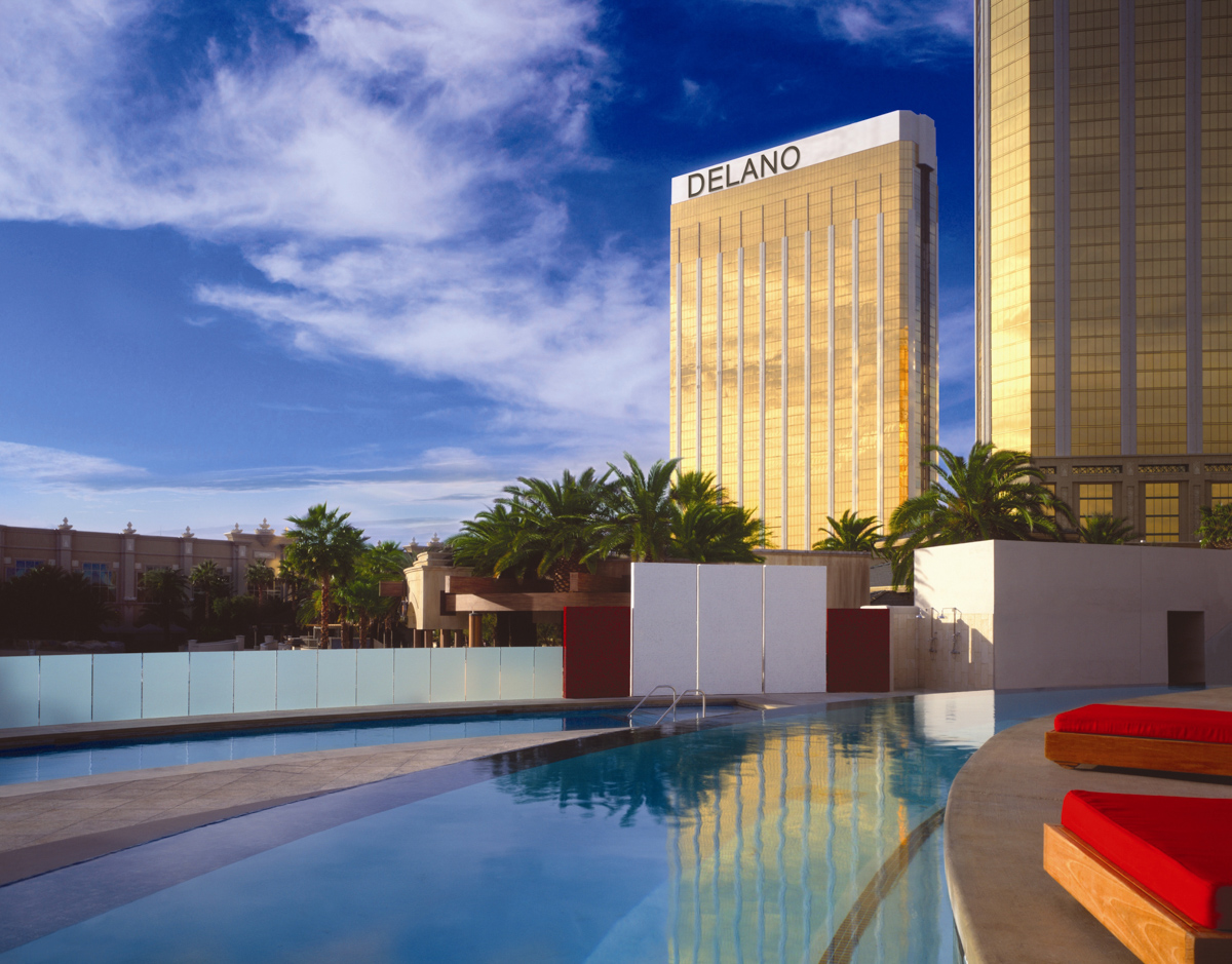 Staying at the Delano in Las Vegas 2