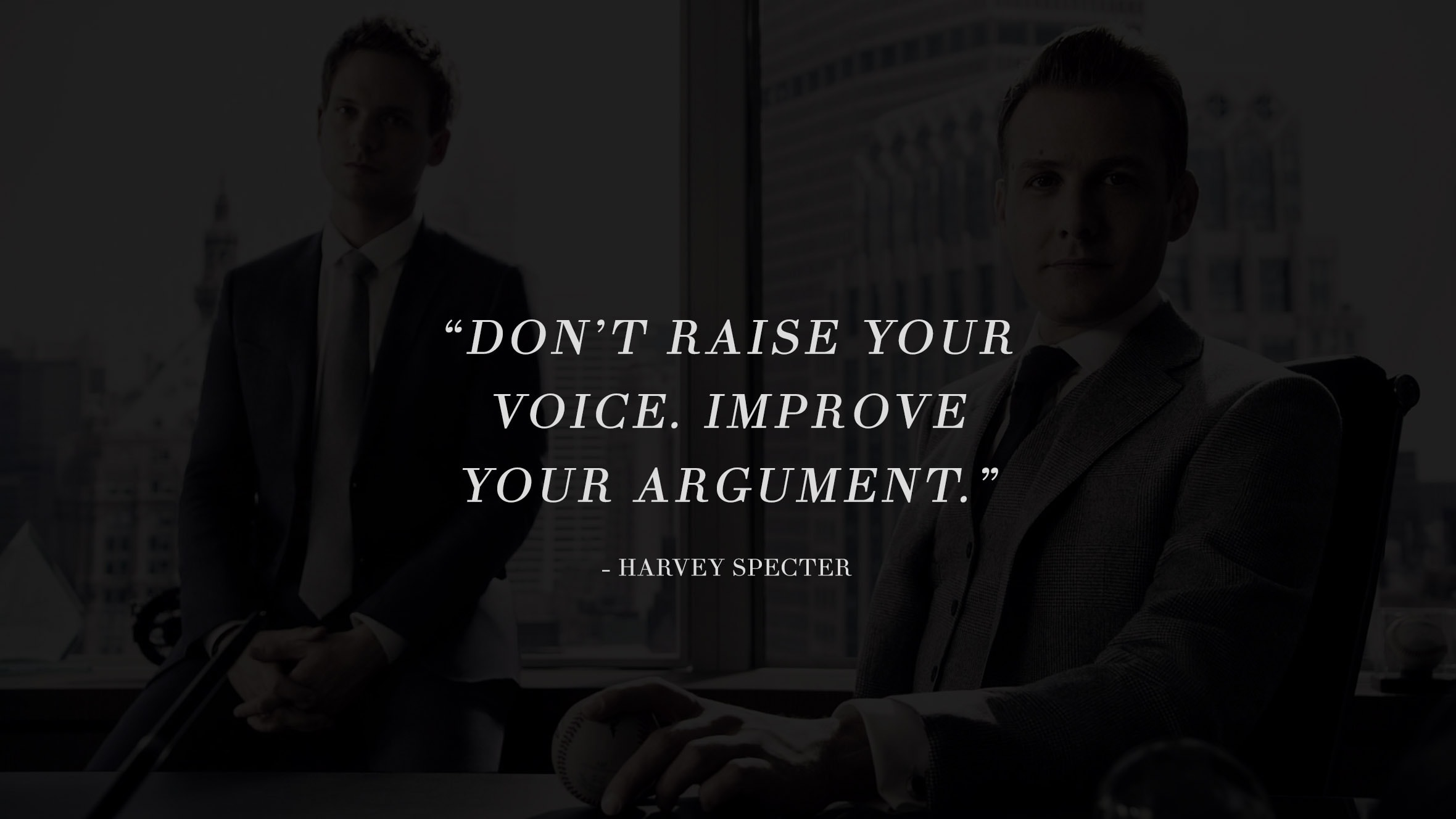 13 Highly Inspiring And Motivating Quotes From The Successful TV Series Suits 6