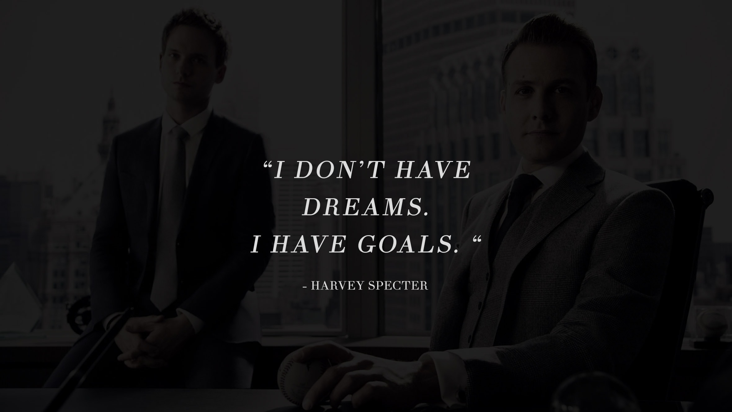 13 Highly Inspiring And Motivating Quotes From The Successful TV Series Suits 8
