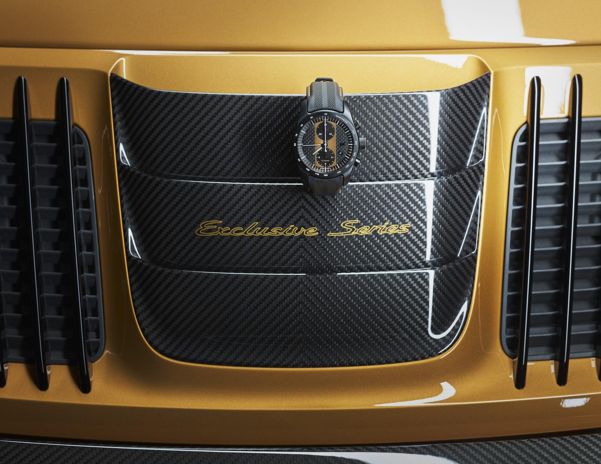 Echt goldig: Der Neue 911 Turbo S Exclusive Series 10