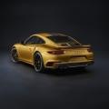 Echt goldig: Der Neue 911 Turbo S Exclusive Series