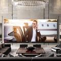 Der weltweit größte 4K Widescreen TV: C SEED 262