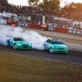 Heiße Drifts beim 24h Rennen am Nürburgring