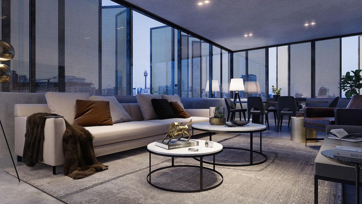 Extravagantes Bauprojekt im Herzen Sydneys: Paragon Of Pyrmont 4