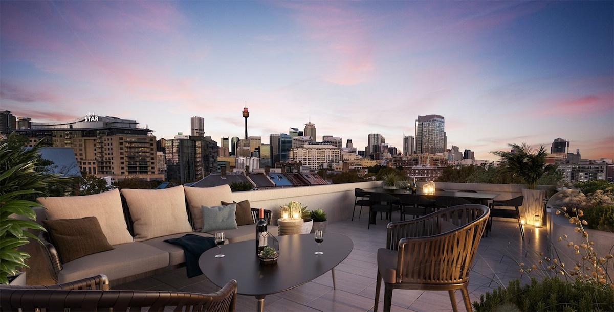 Extravagantes Bauprojekt im Herzen Sydneys: Paragon Of Pyrmont 5