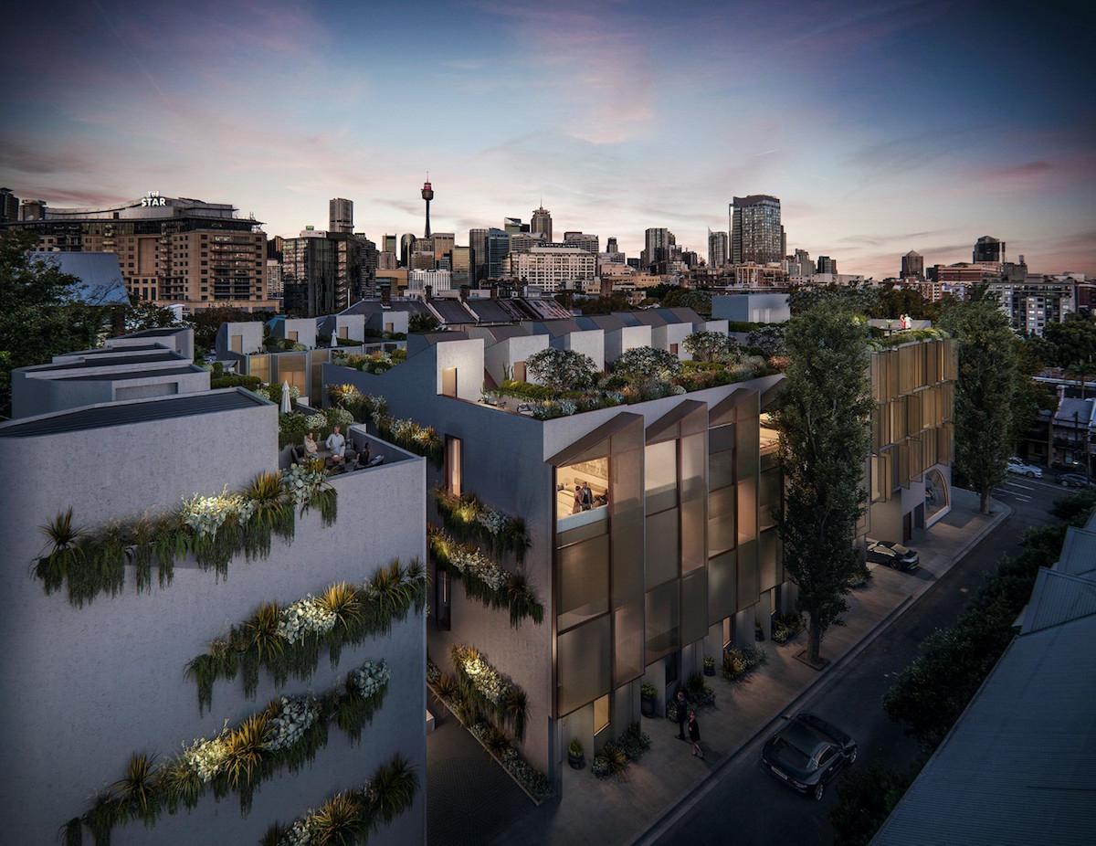 Extravagantes Bauprojekt im Herzen Sydneys: Paragon Of Pyrmont 6