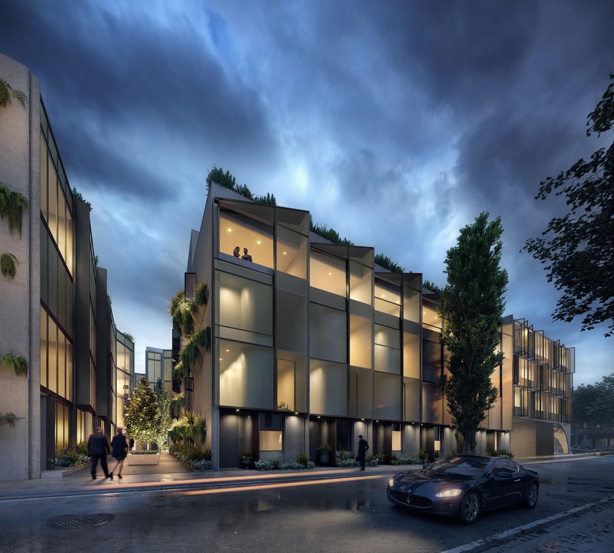 Extravagantes Bauprojekt im Herzen Sydneys: Paragon Of Pyrmont 7