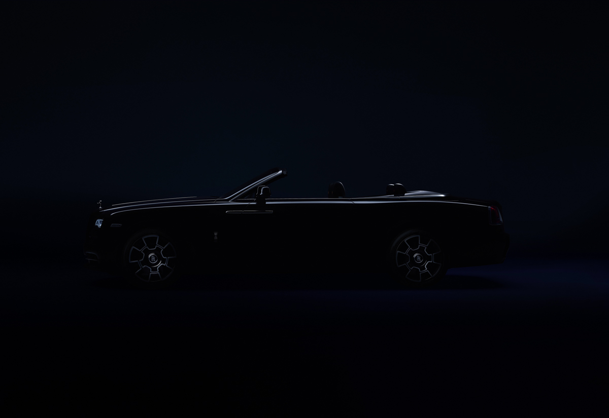Announcing The Dawn Black Badge by Rolls-Royce 5