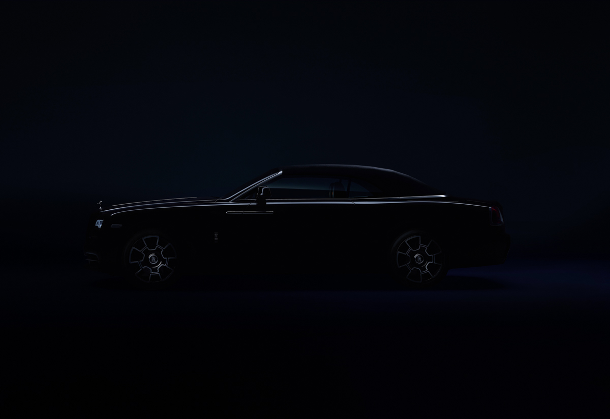 Announcing The Dawn Black Badge by Rolls-Royce 4