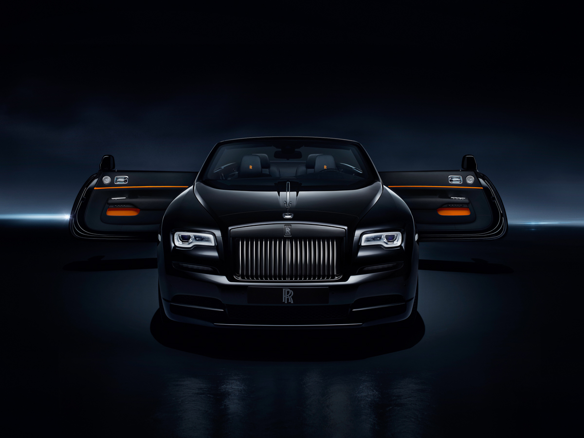 Announcing The Dawn Black Badge by Rolls-Royce 3