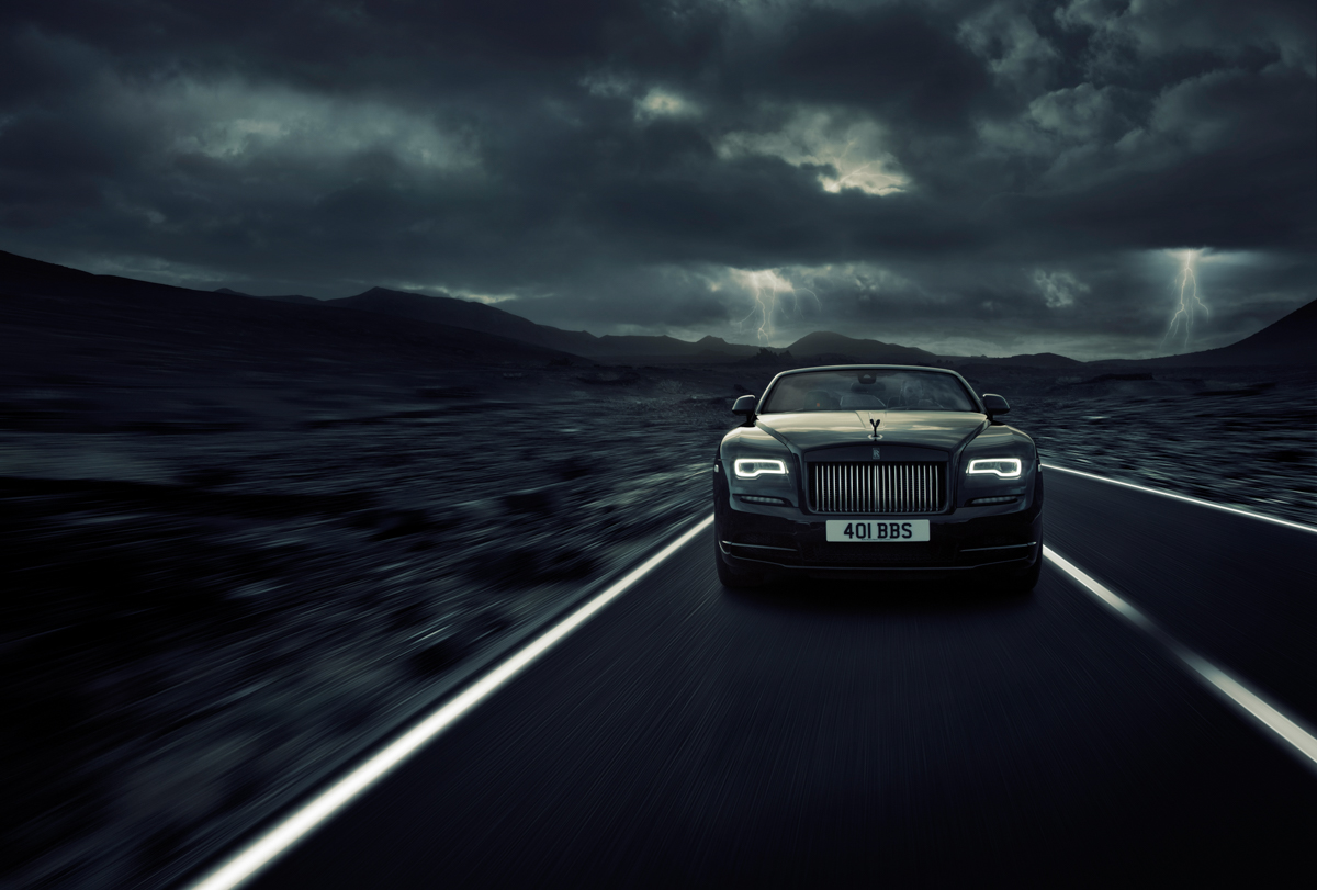 Announcing The Dawn Black Badge by Rolls-Royce 8