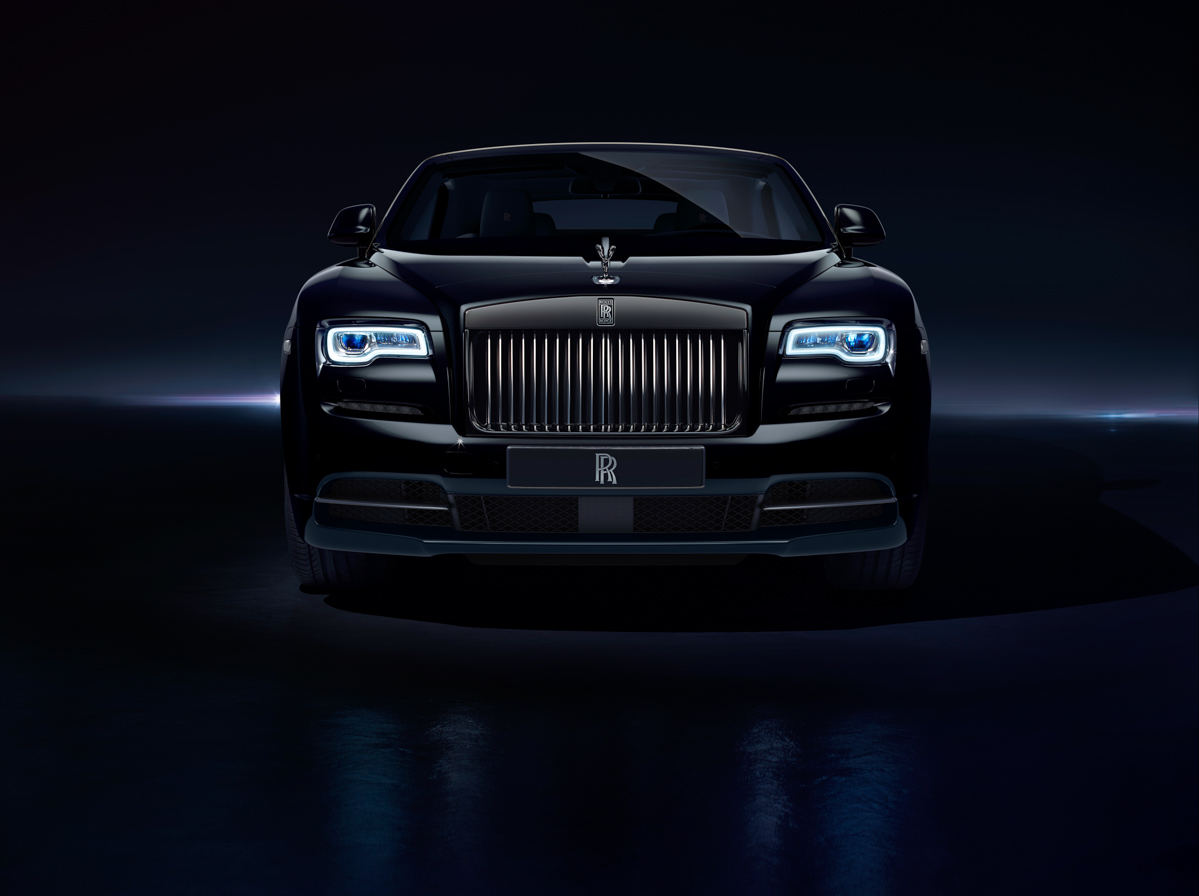 Announcing The Dawn Black Badge by Rolls-Royce 13