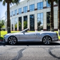 Cali To Vegas In The Bentley GTV8s Convertible
