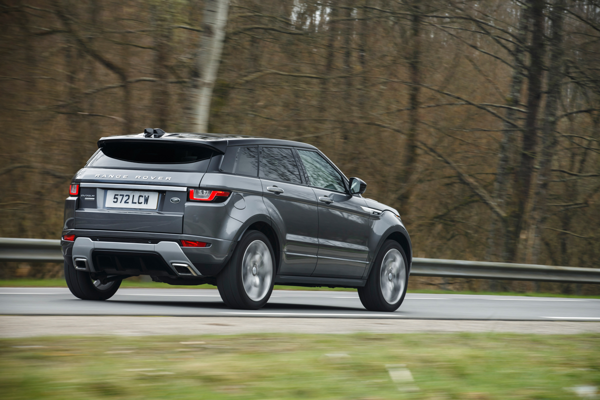 The Range Rover Evoque Autobiography 5