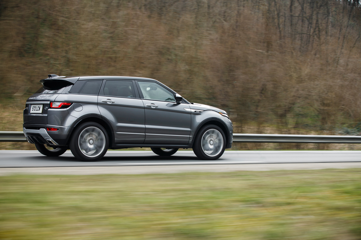 The Range Rover Evoque Autobiography 9
