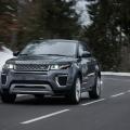 The Range Rover Evoque Autobiography