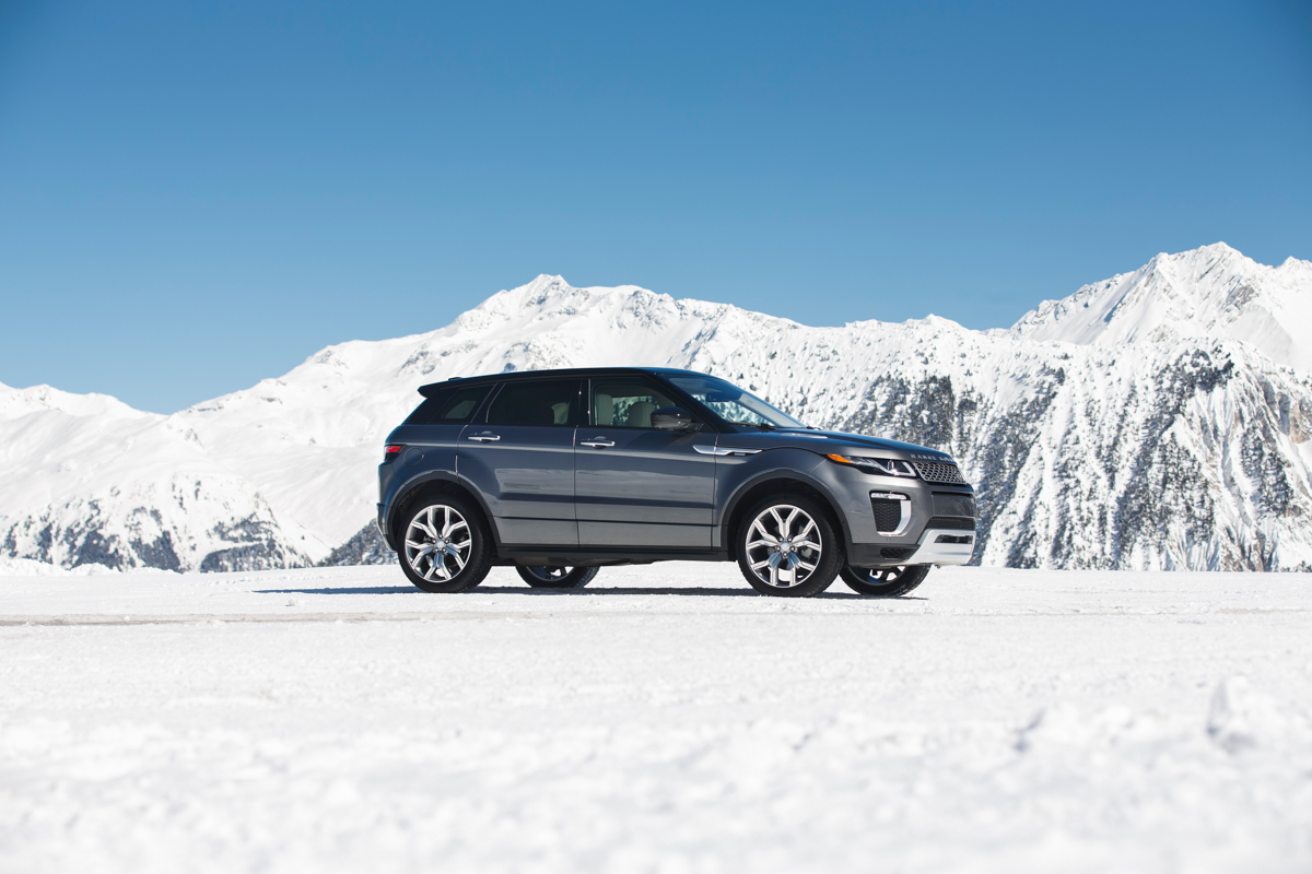 The Range Rover Evoque Autobiography 7