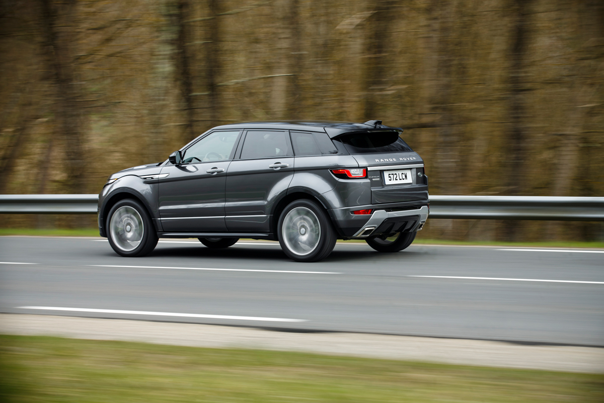 The Range Rover Evoque Autobiography 2