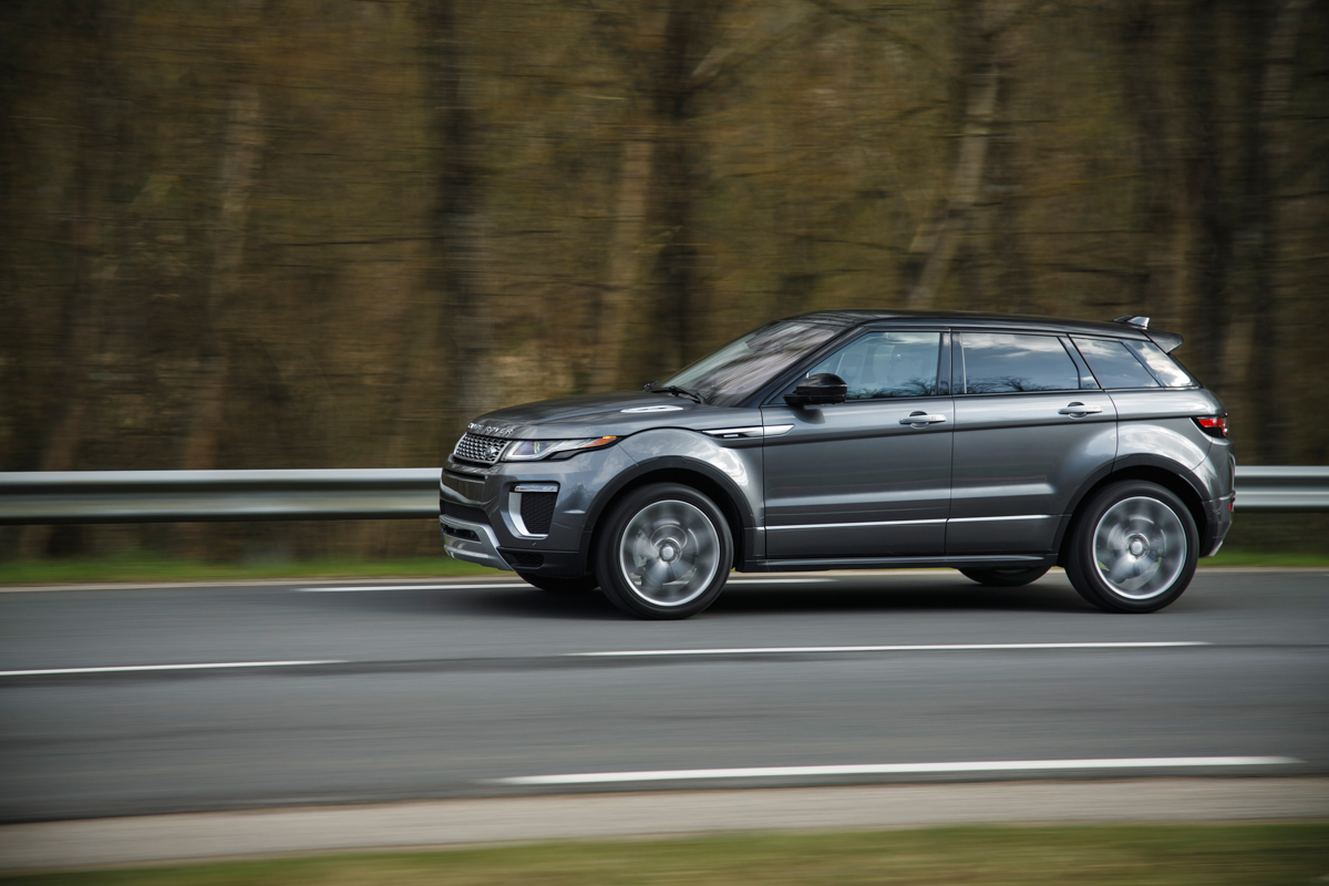 The Range Rover Evoque Autobiography 11