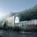 San Pellegrino's Stunning Flagship Factory
