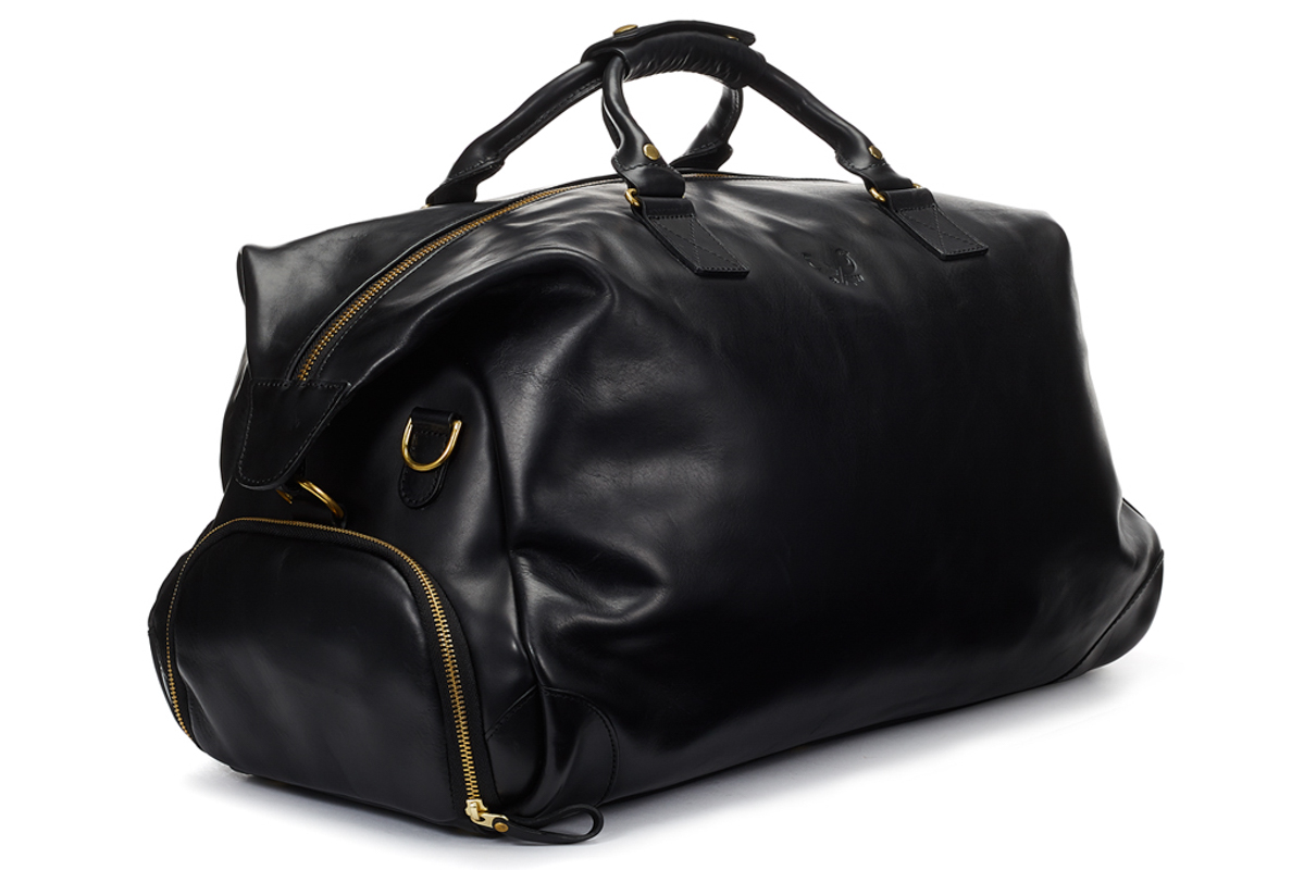 The Leather Weekender by Bennett Winch 9