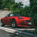 BMW Z8: Roadtrip über die Alpen <br>mit einem Kult-Cabrio