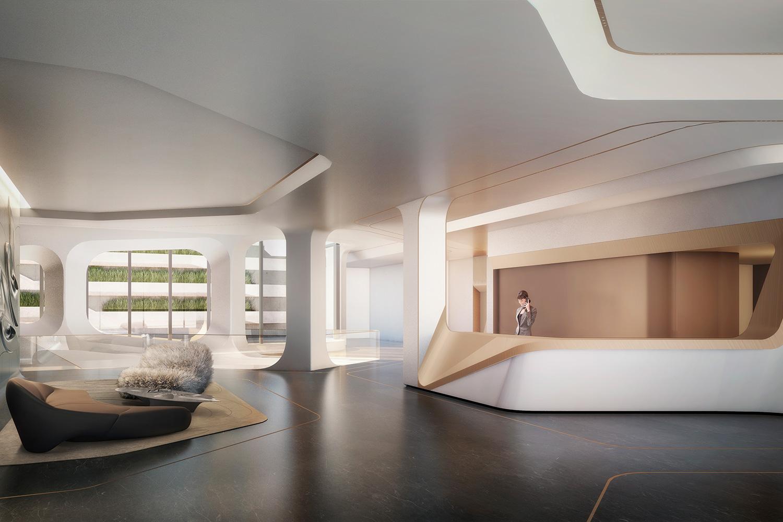 Ein Blick in Zaha Hadids 520 West 28th Street Projekt | MR.GOODLIFE