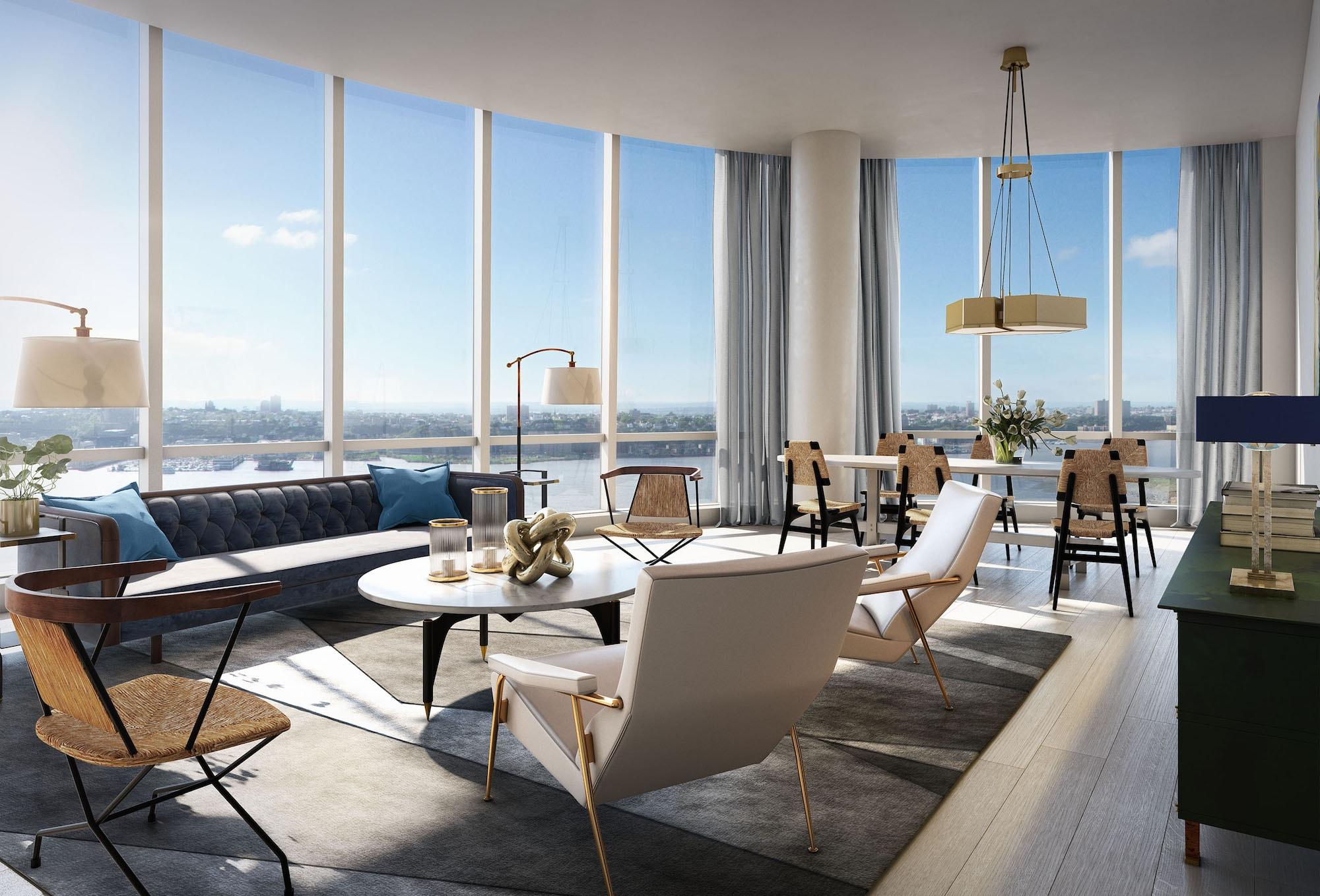 15 Hudson Yards: Leben wie Gott in New York! 1