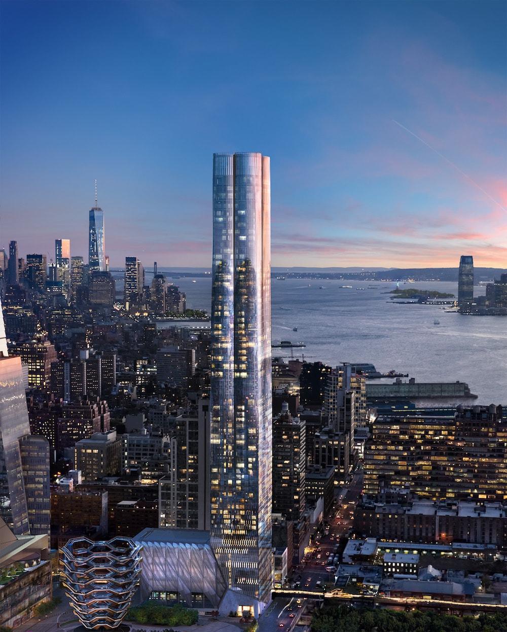 15 Hudson Yards: Leben wie Gott in New York! 3