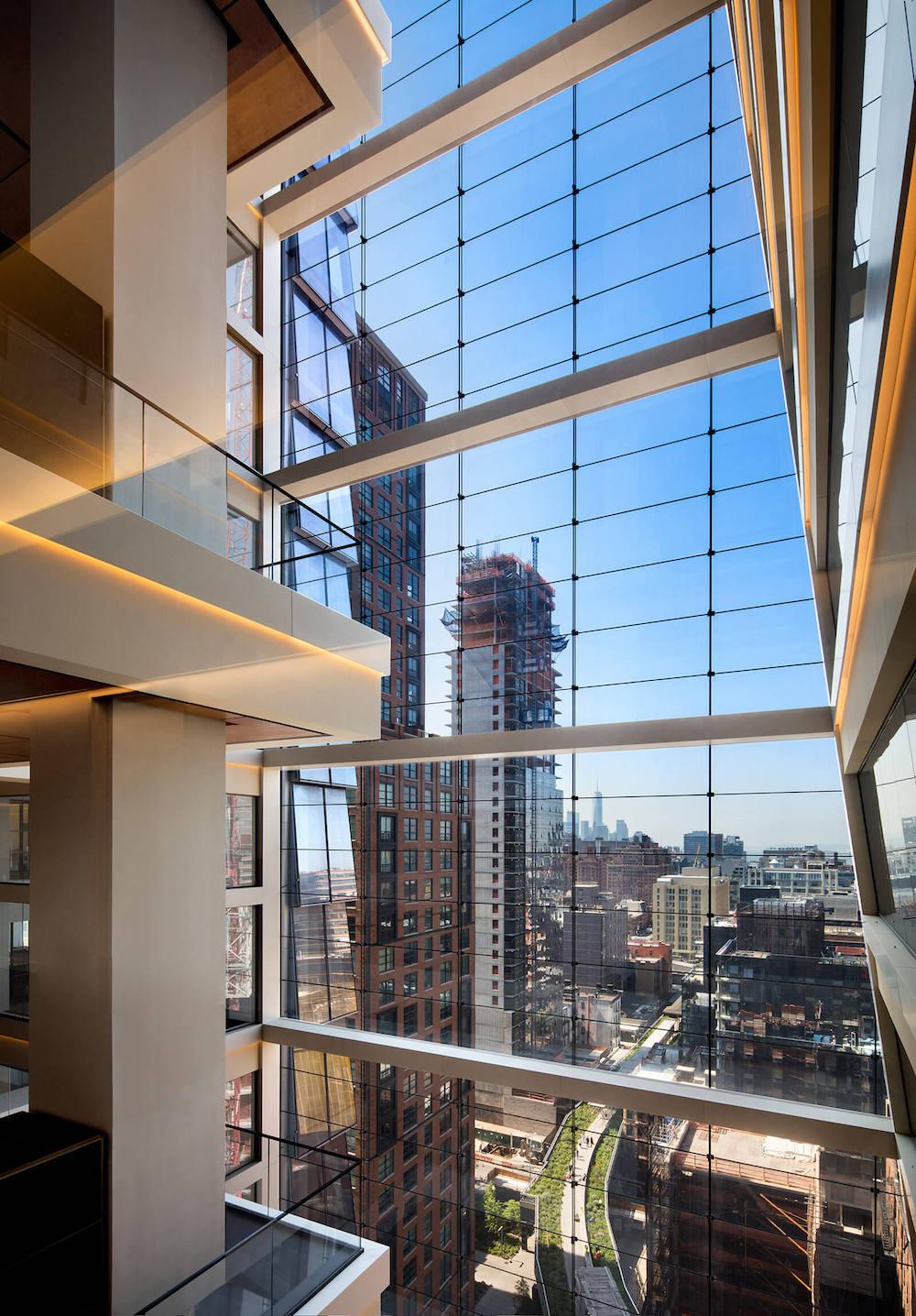 15 Hudson Yards: Leben wie Gott in New York! 6