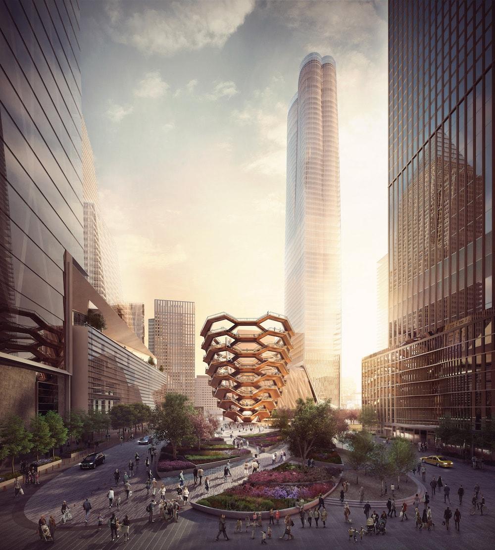 15 Hudson Yards: Leben wie Gott in New York! 7