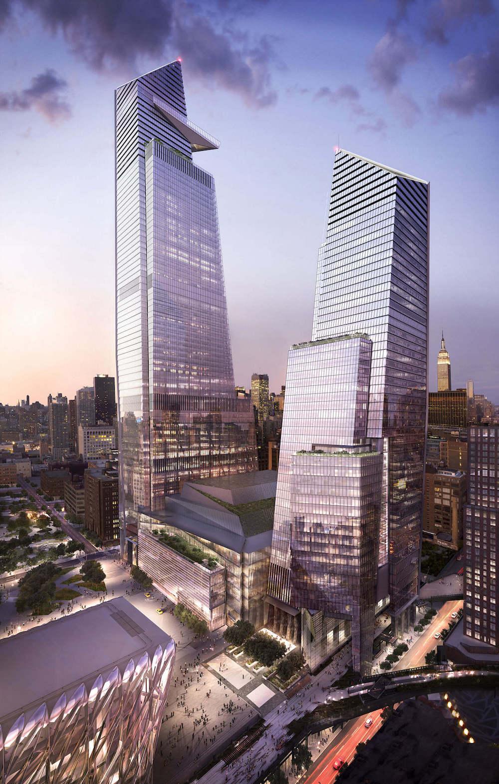 15 Hudson Yards: Leben wie Gott in New York! 10