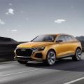 Ein Power-SUV: Audi Q8 Sport Concept