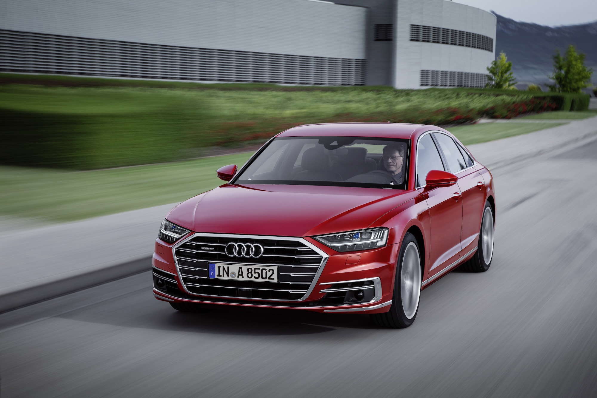 Audi A8 02