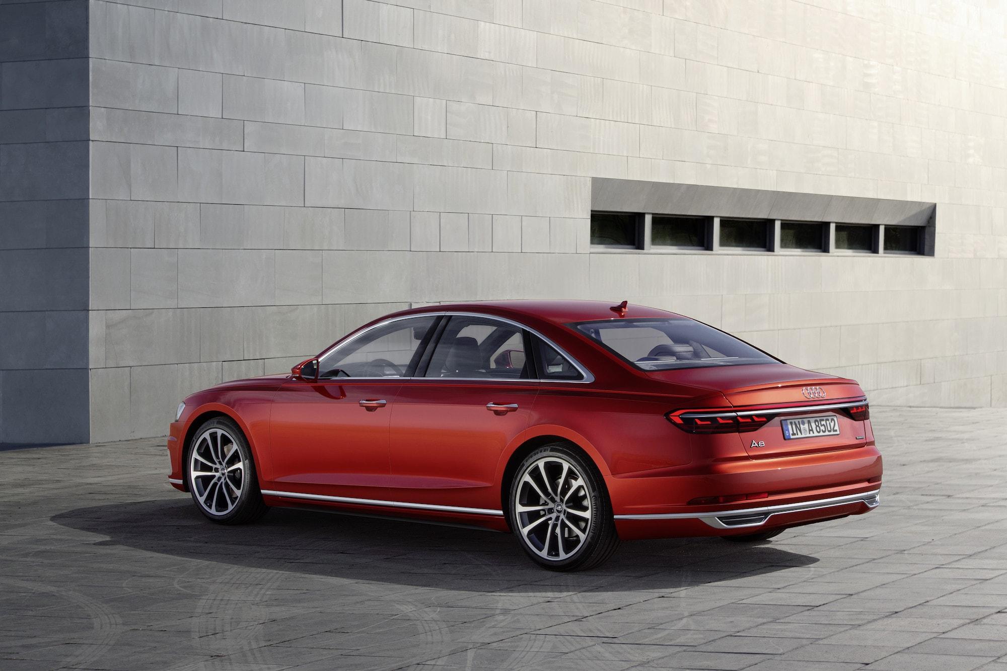 Audi A8 03