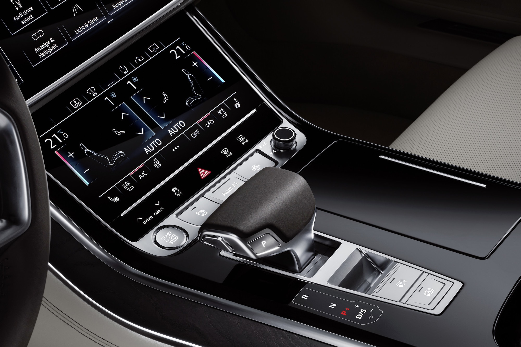 Audi A8 07