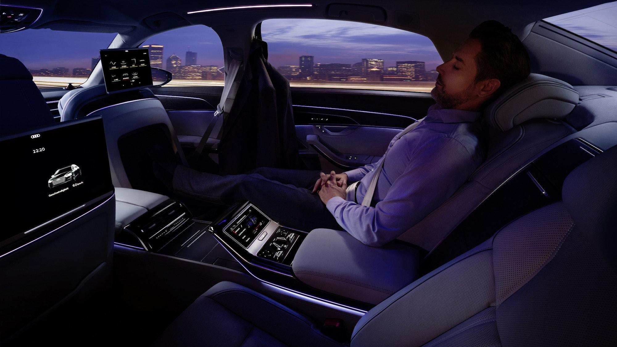 Ein Schritt Richtung Zukunft: Das ist der neue Audi A8 9
