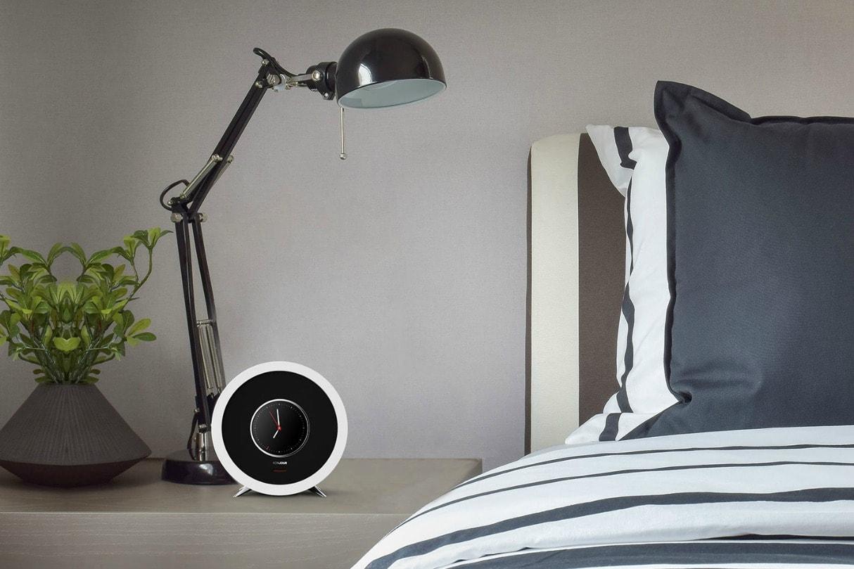 Ja, wecken kann sie Dich auch: Die Bonjour Smart Alarm Clock 1