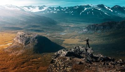 Schweden hat das ganze Land bei Airbnb inseriert