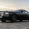 Disappearing Act in the Rolls-Royce Black Badge Ghost