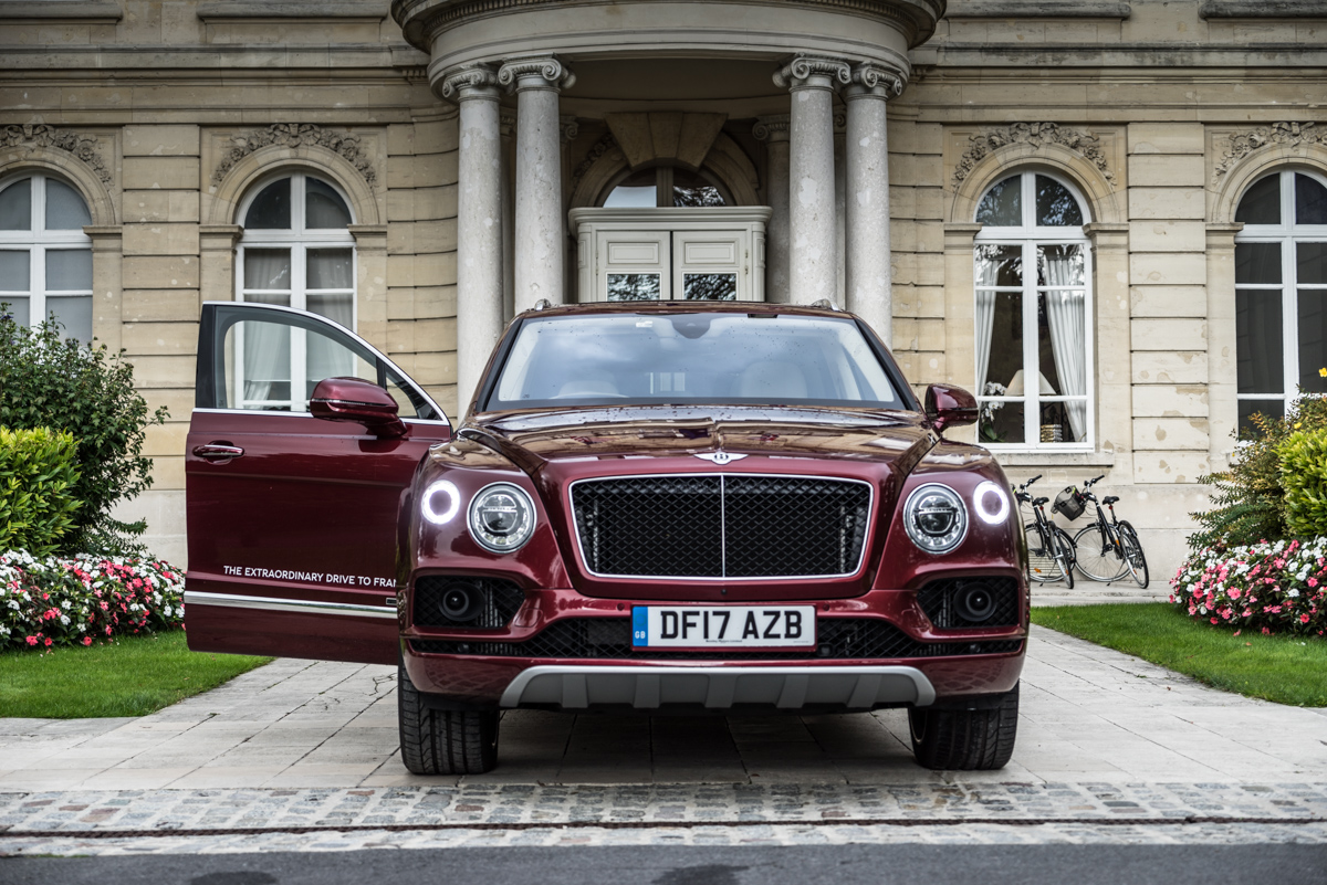 The Bentley Extraordinary Drive To Frankfurt With HR Owen 13