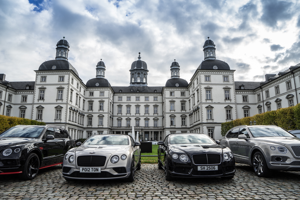 The Bentley Extraordinary Drive To Frankfurt With HR Owen 1