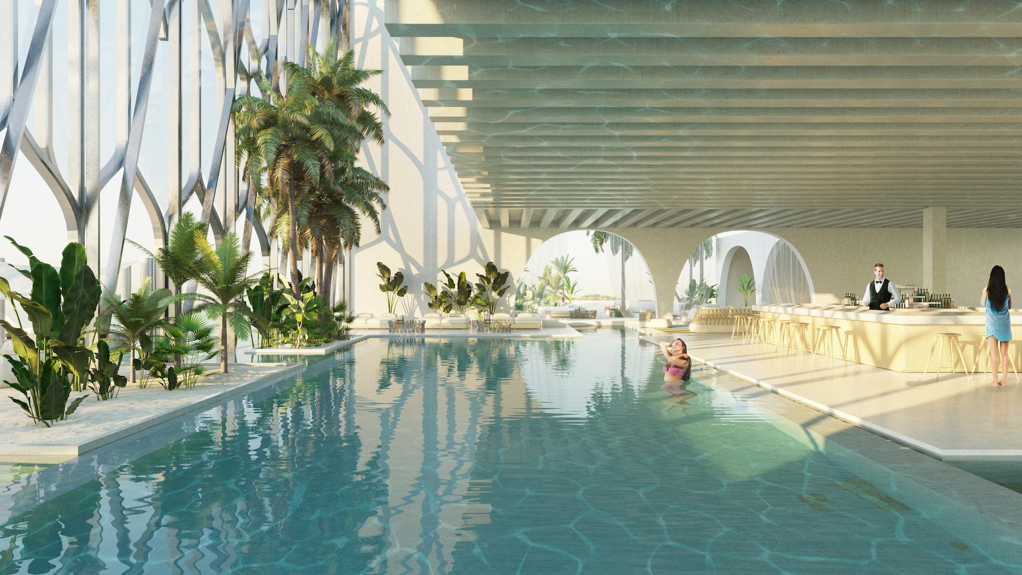 Venedig im Herzen von Dubai: The Floating Venice 4