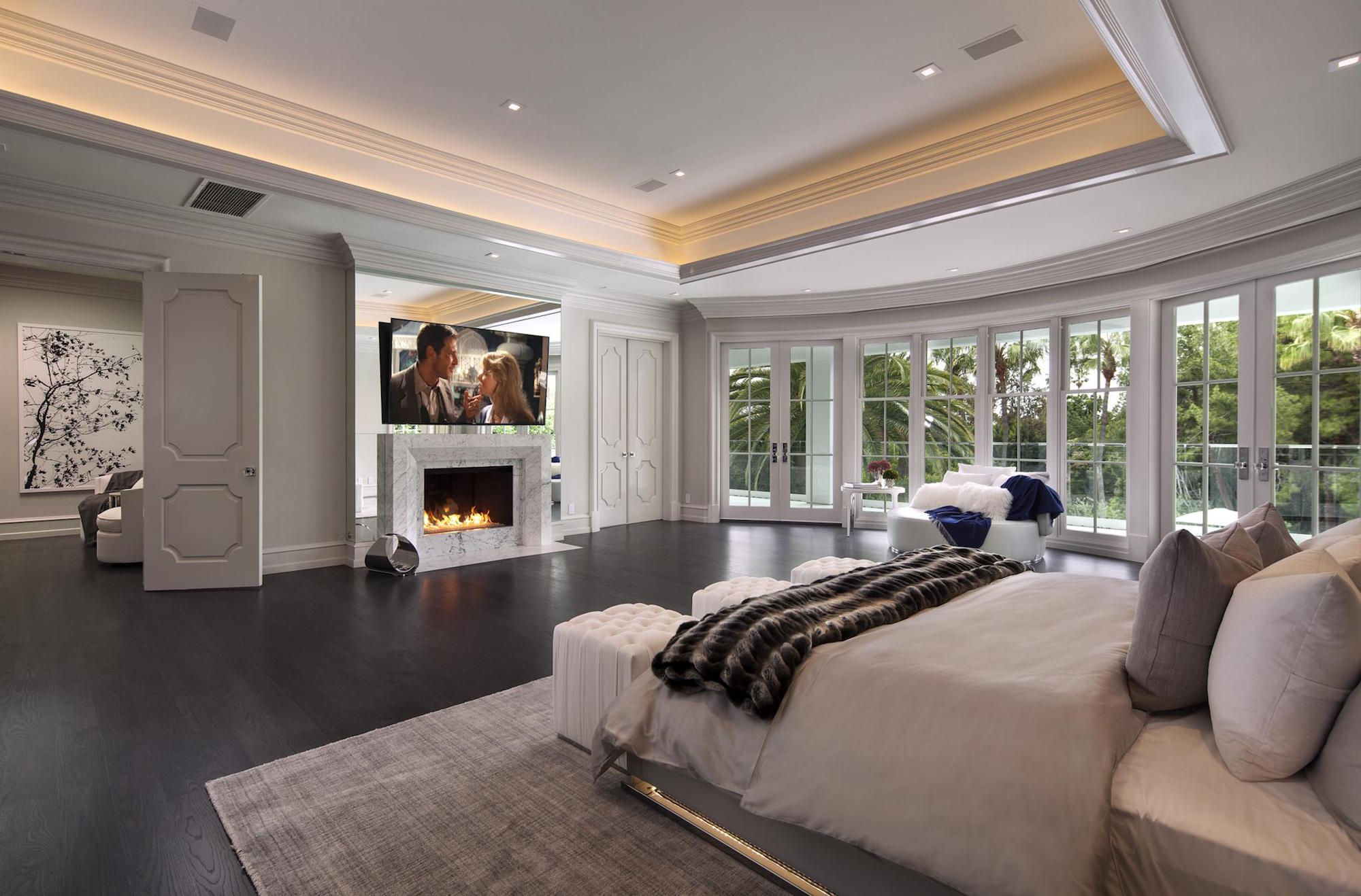 Das Beste für den Champ: Floyd Mayweather kauft Anwesen in Beverly Hills 7