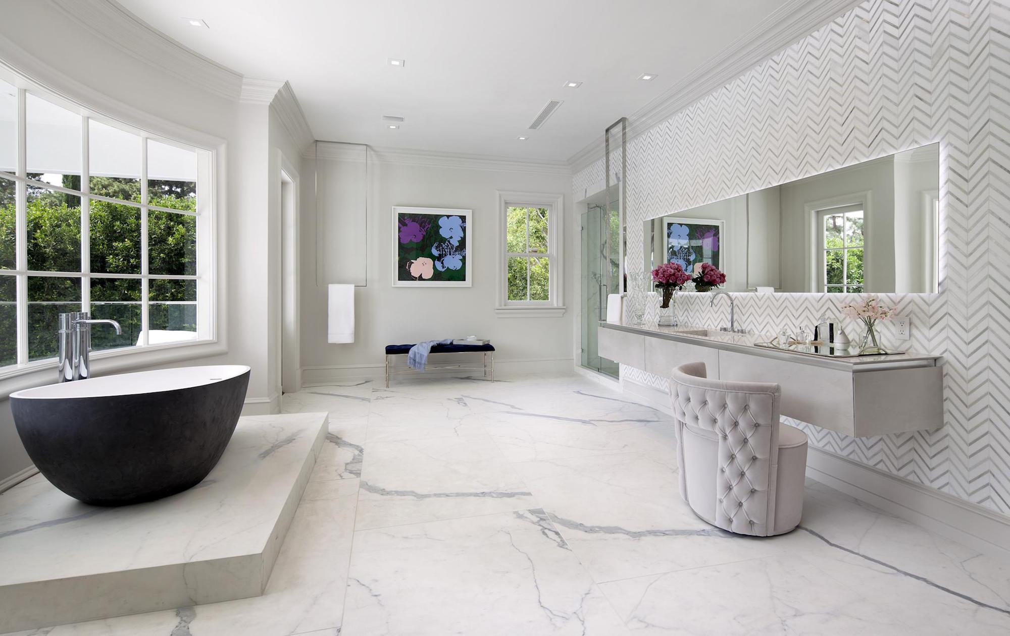 Das Beste für den Champ: Floyd Mayweather kauft Anwesen in Beverly Hills 8