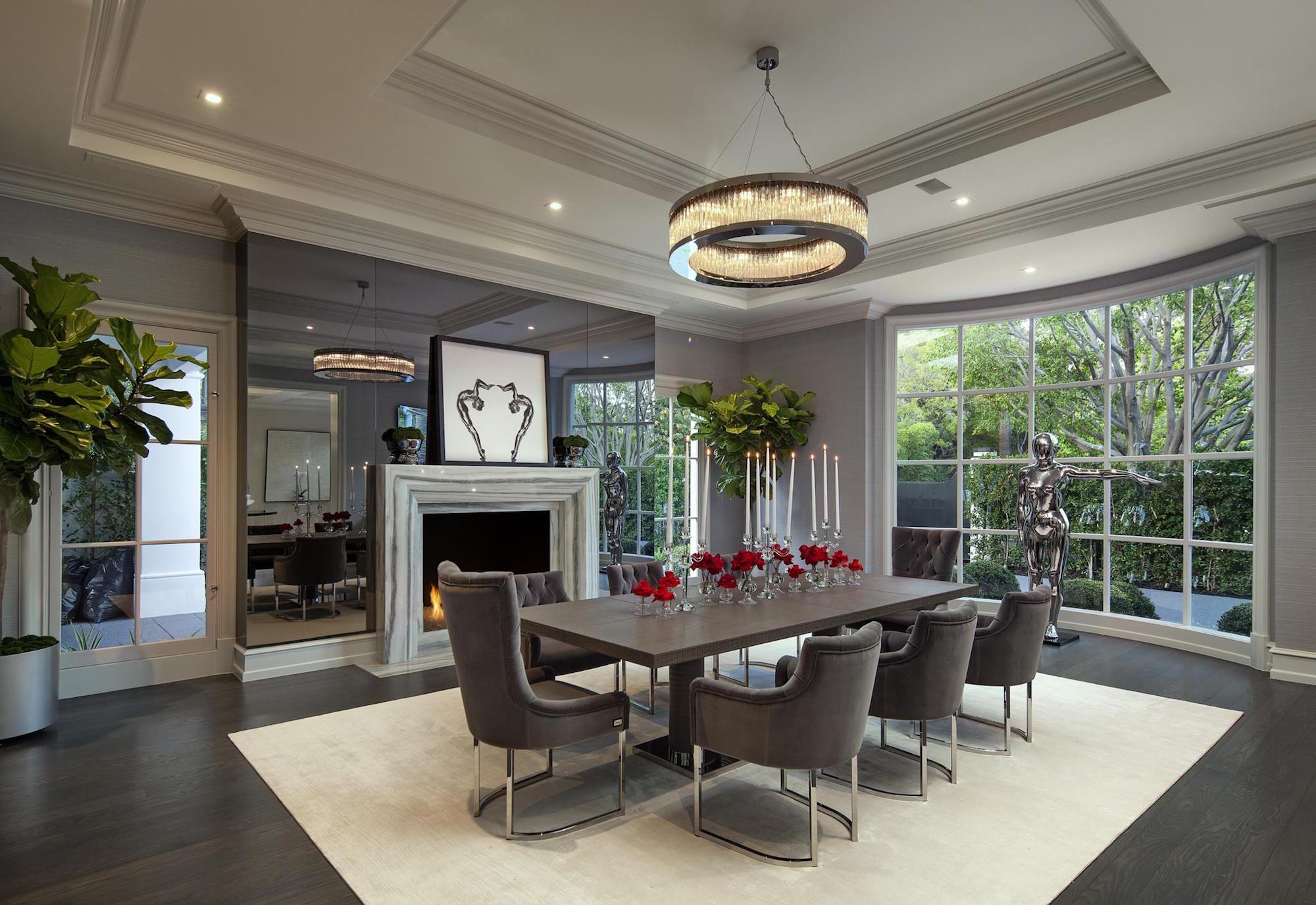 Das Beste für den Champ: Floyd Mayweather kauft Anwesen in Beverly Hills 10