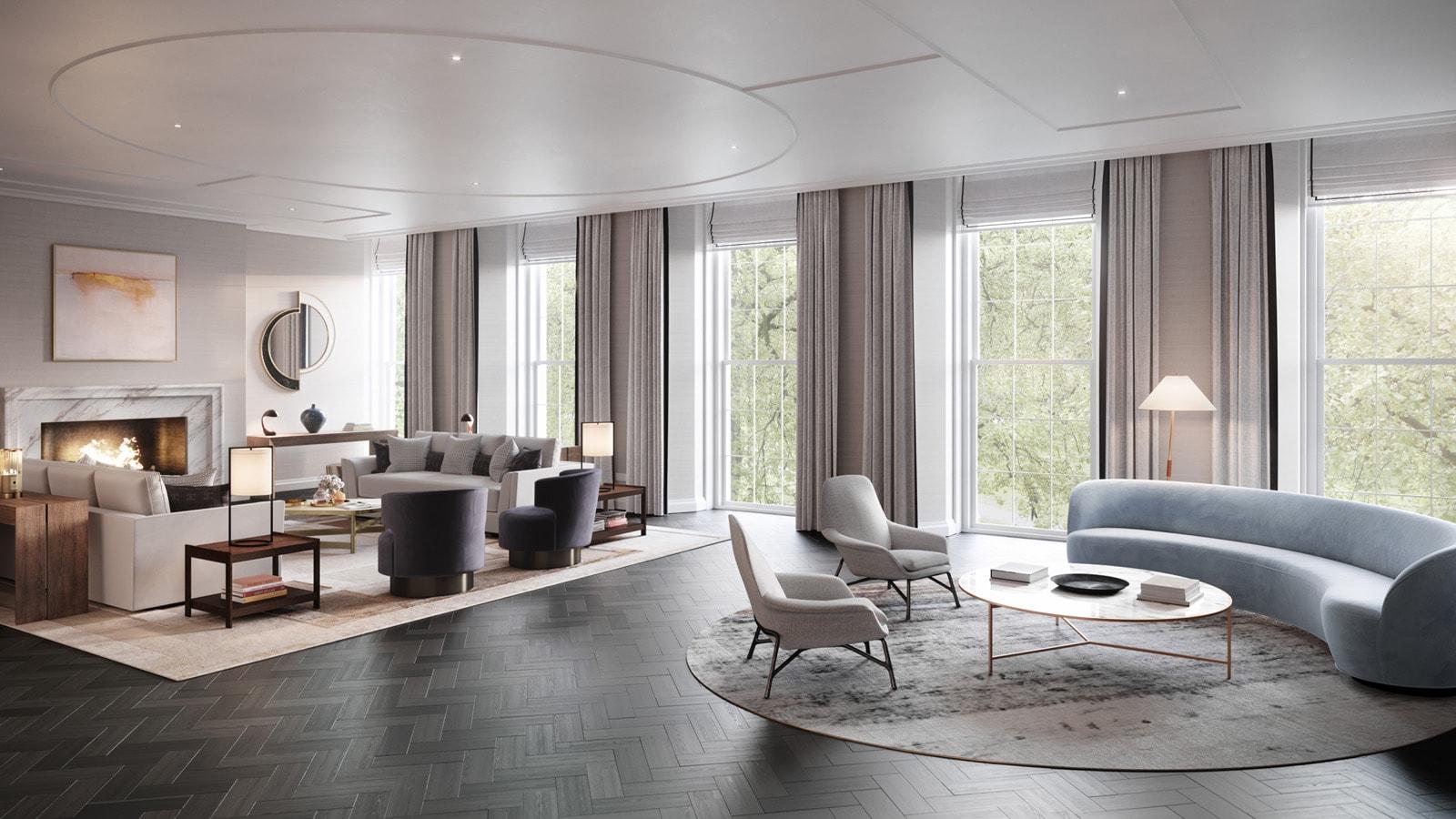 Four Seasons bringt Private Residences nach London 3
