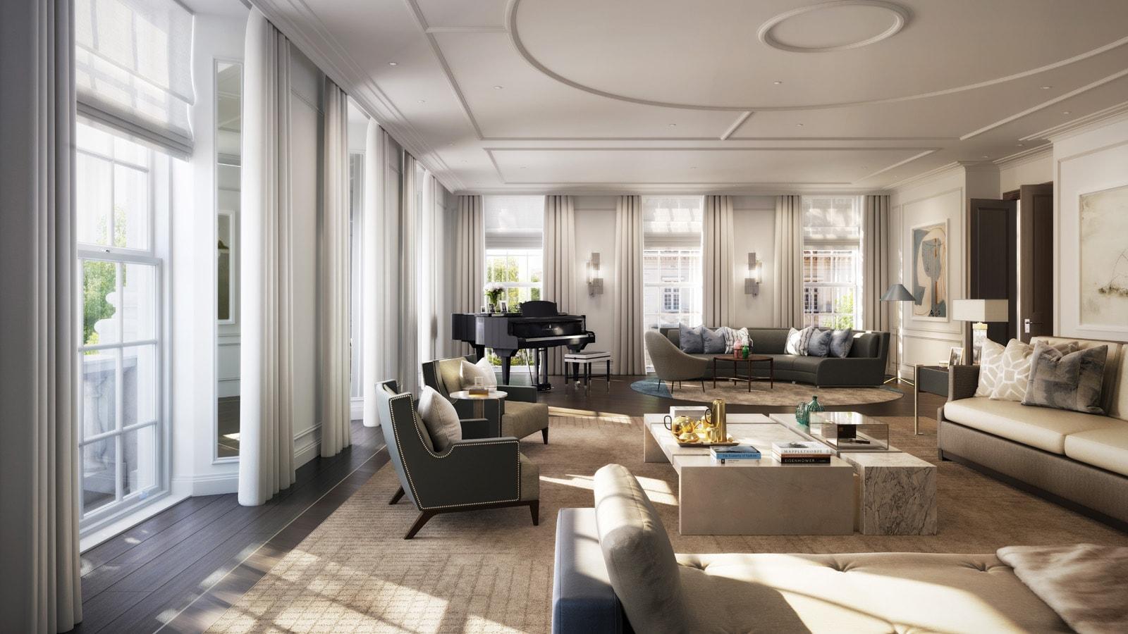 Four Seasons bringt Private Residences nach London 4