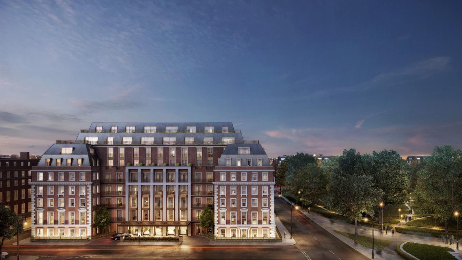 Four Seasons bringt Private Residences nach London 1