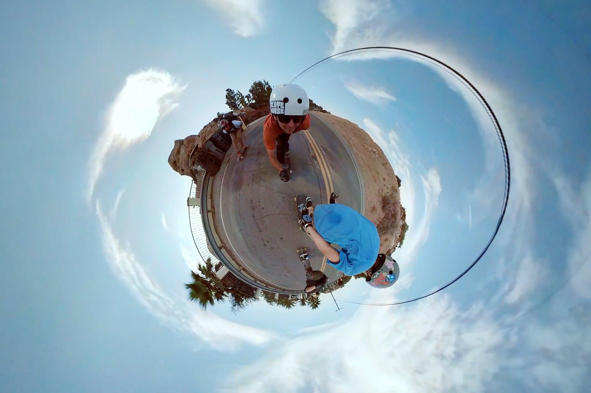 360-Grad VR: Die neue GoPro Fusion   MR.GOODLIFE